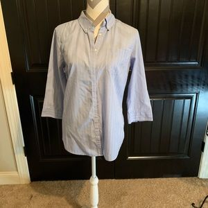 Banana Republic | Button Down | Cinched Back | 12
